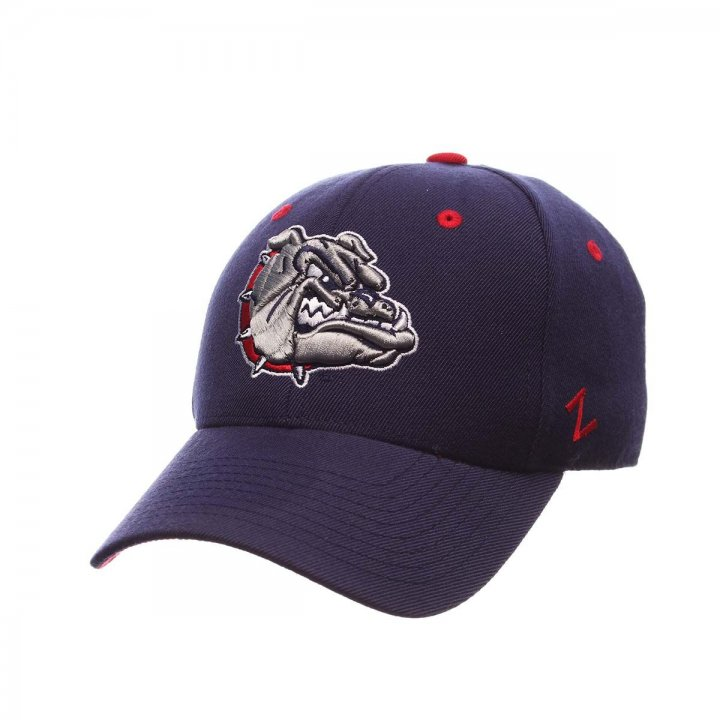 Gonzaga Bulldogs DHS Alternate Fitted Hat (Navy)
