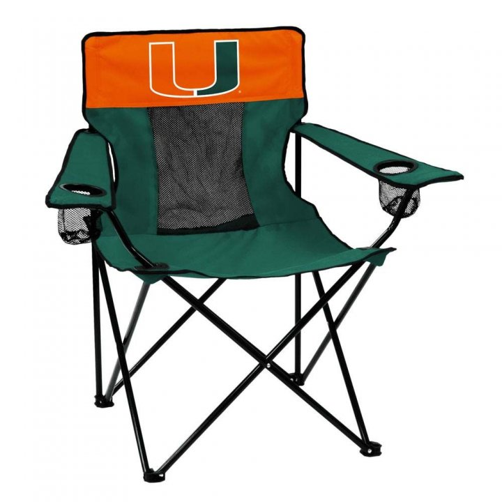Miami Hurricanes Elite Chair