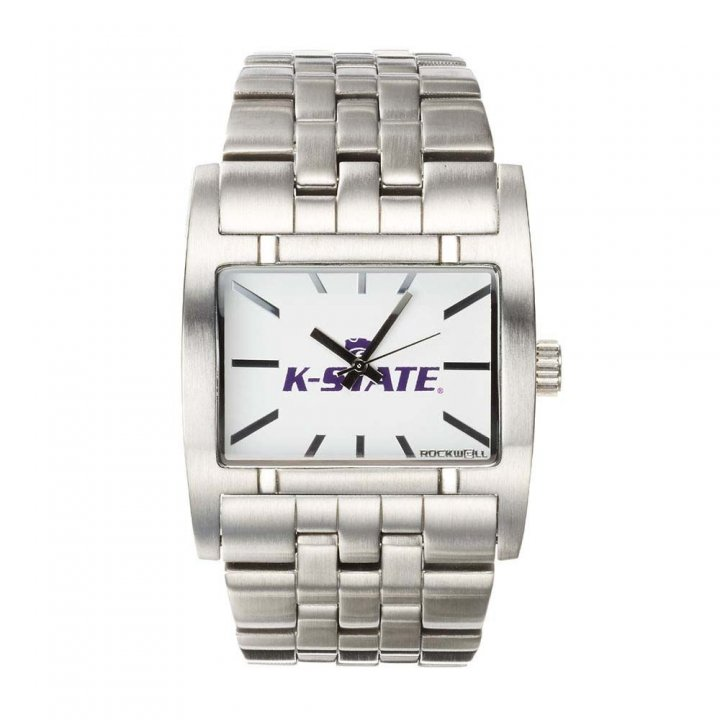Kansas State Wildcats Apostle Watch (Silver)