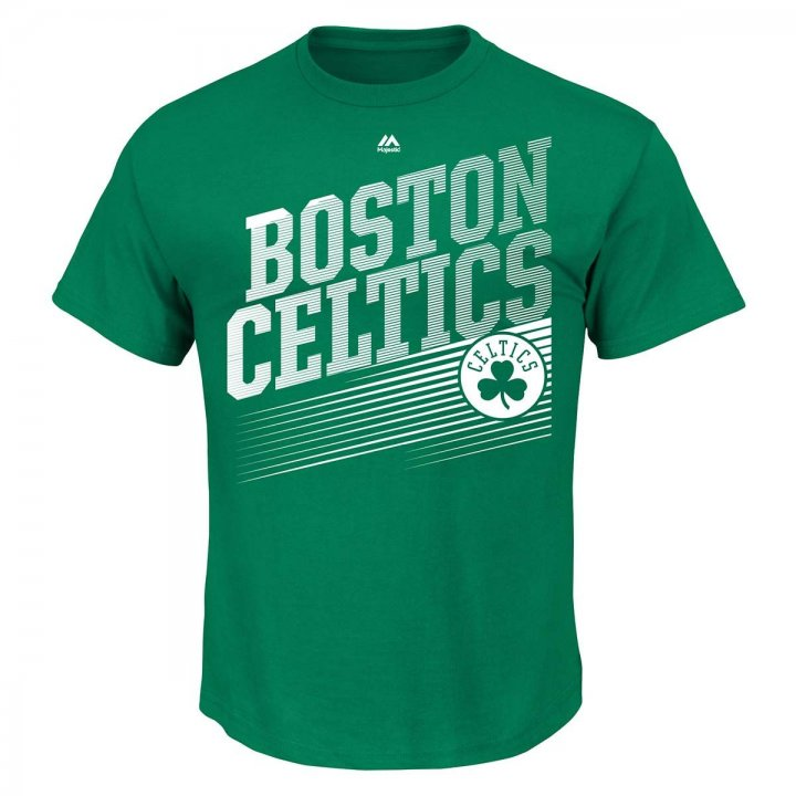 Boston Celtics Winning Tactic T-Shirt (Green)