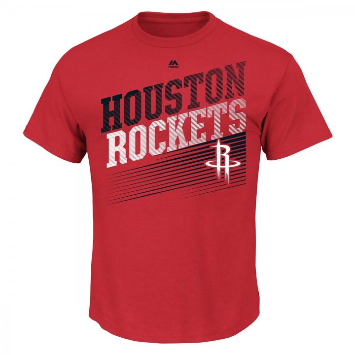 Houston Rockets Winning Tactic T-Shirt (Red)
