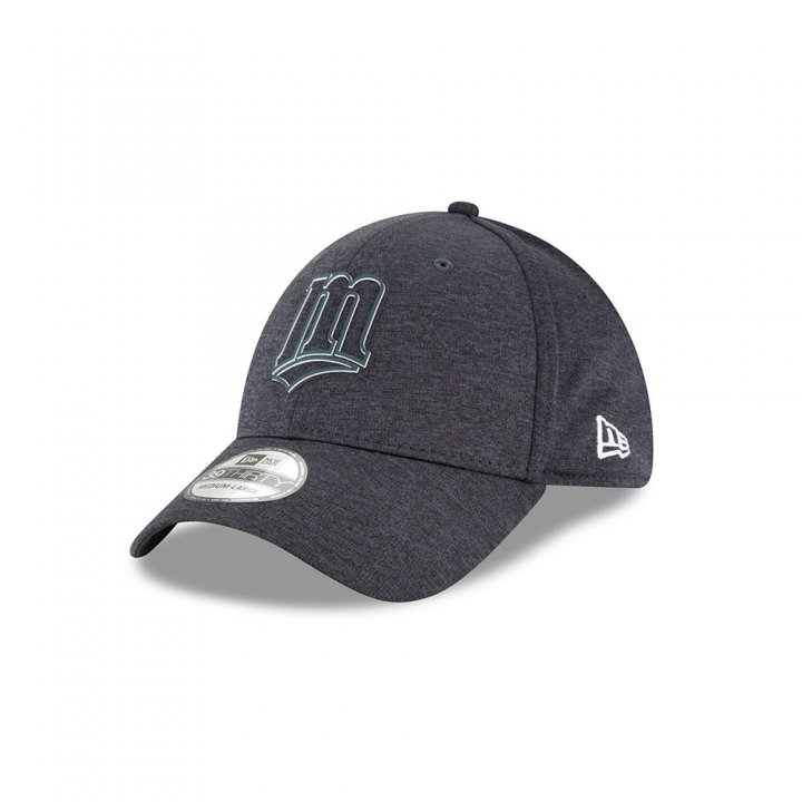 Minnesota Twins MLB 2018 Clubhouse 3930 Hat (Navy)