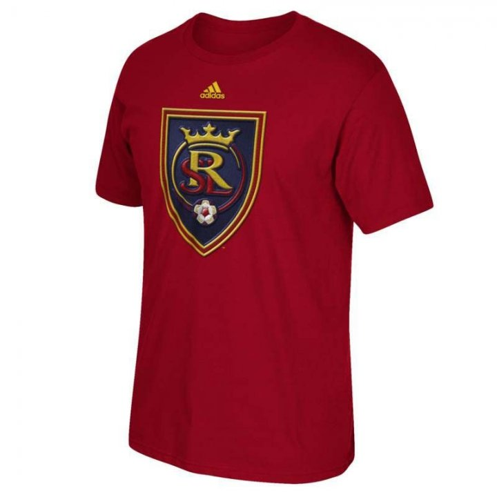 Adidas Real Salt Lake Primary One T-Shirt (Red)