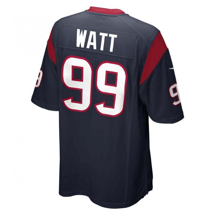 JJ Watt Houston Texans Nike Youth Game Jersey (Navy)