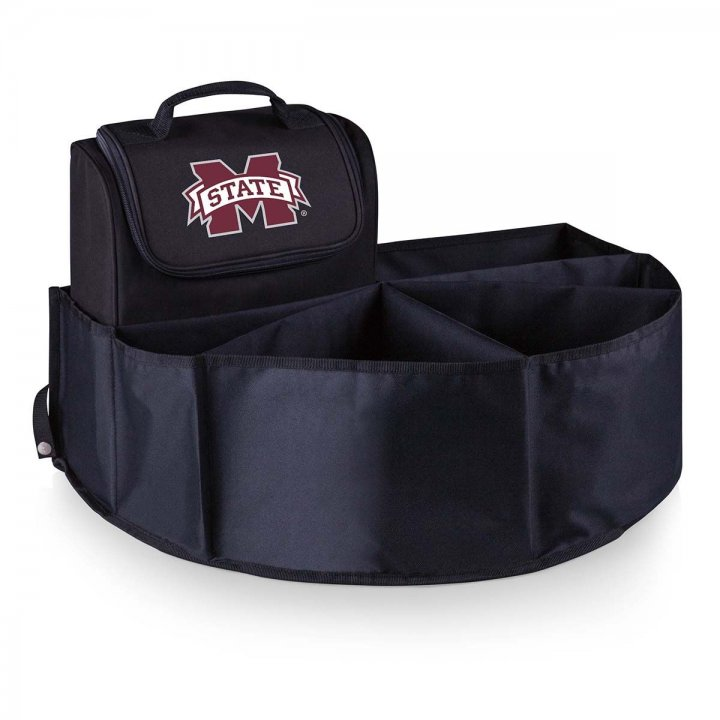 Mississippi State Bulldogs Trunk Boss Organizer with Cooler