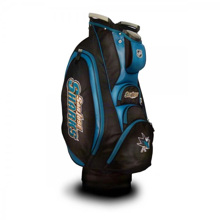 San Jose Sharks Victory Cart Bag