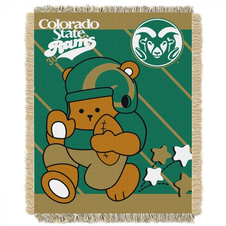 Colorado State Rams Fullback Baby Throw