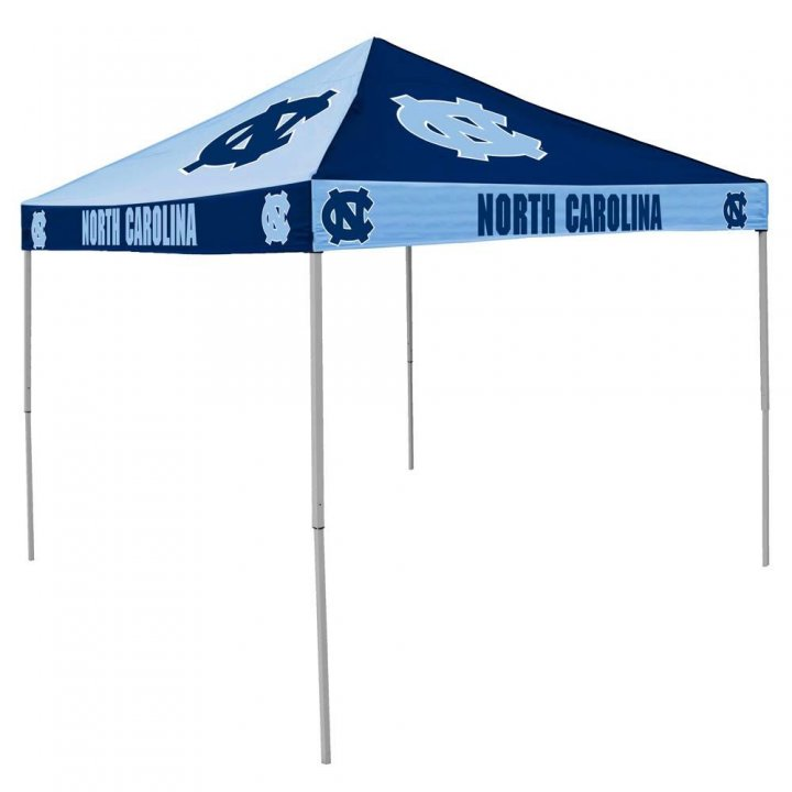 North Carolina Tar Heels Checkerboard Tent
