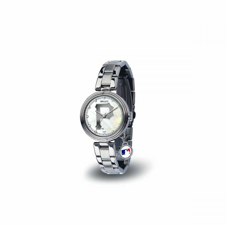 Pittsburgh Pirates Charm Watch