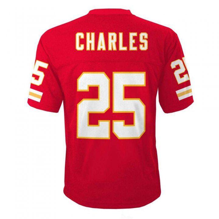 Jamaal Charles Kansas City Chiefs Nike Youth Game Jersey (Red)