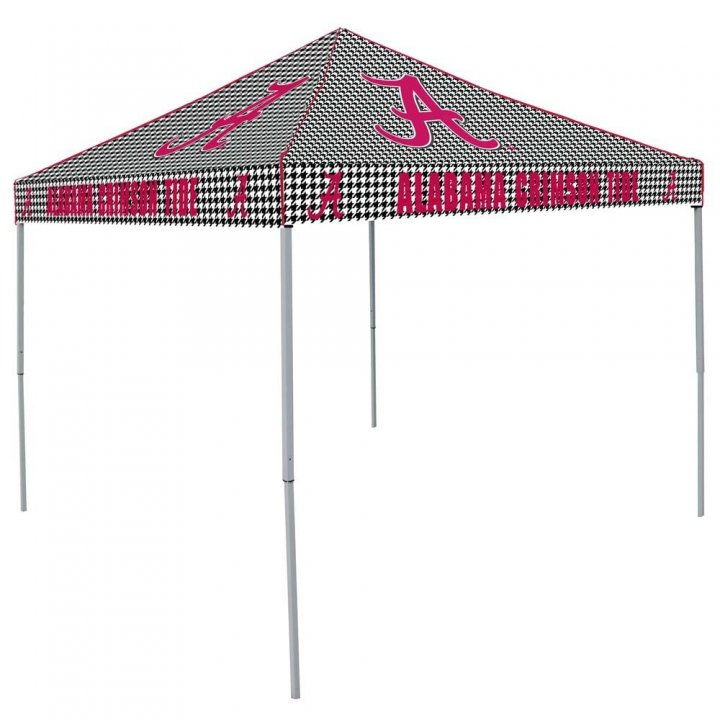 Alabama Crimson Tide Houndstooth Colored Tent