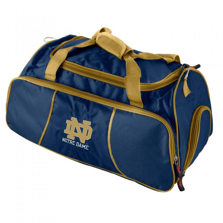 Notre Dame Fighting Irish Athletic Duffel