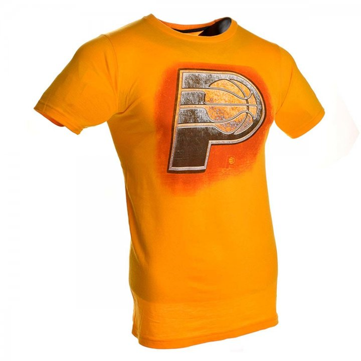Indiana Pacers Roaring Glory T-Shirt (Gold)
