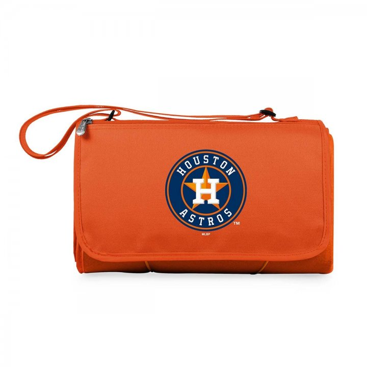 Houston Astros Blanket Tote (Orange)