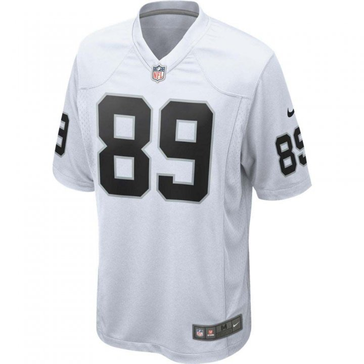 Amari Cooper Oakland Raiders Youth Nike Game Jersey (White)