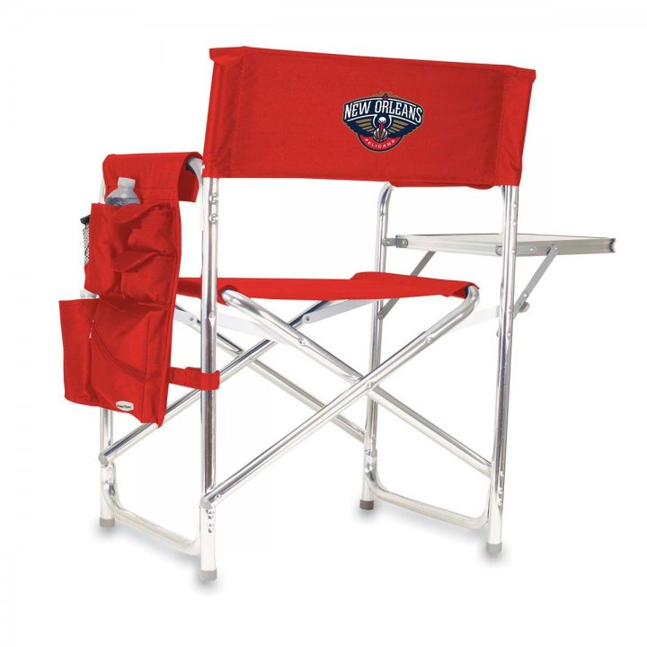New Orleans Pelicans Sports Chair (Red)