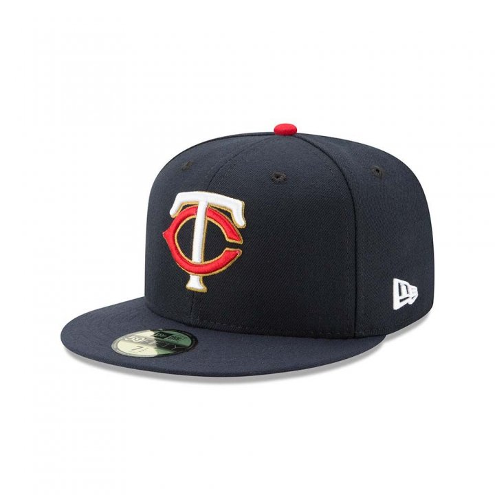 Minnesota Twins MLB Authentic Collection Alternate 5950 (Navy)