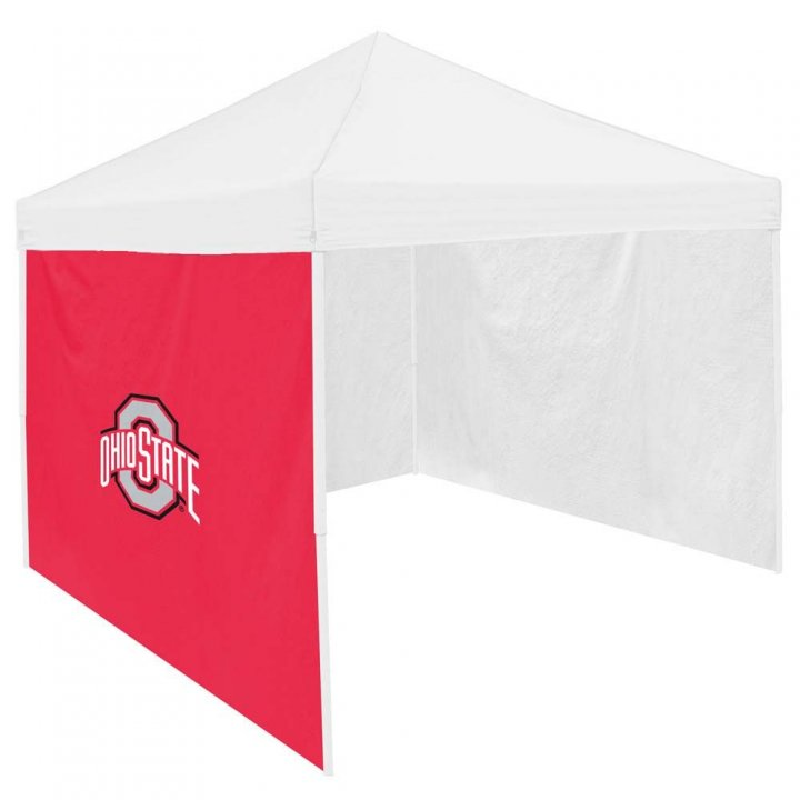 Ohio State Buckeyes 9X9 Side Panel