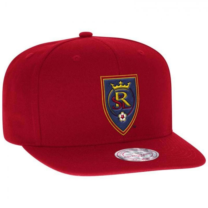 Real Salt Lake MLS Snap Hat (Red)
