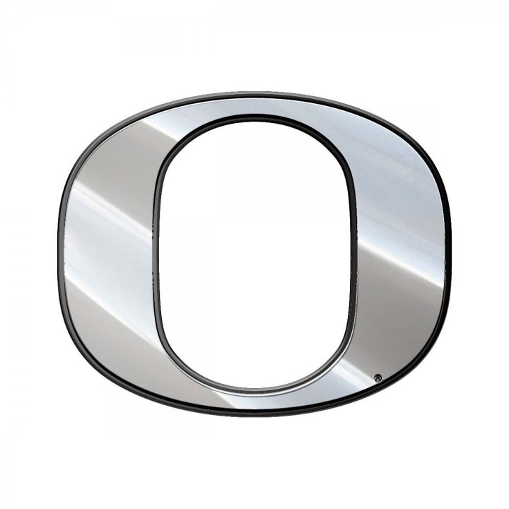 Oregon Ducks Metal Emblem