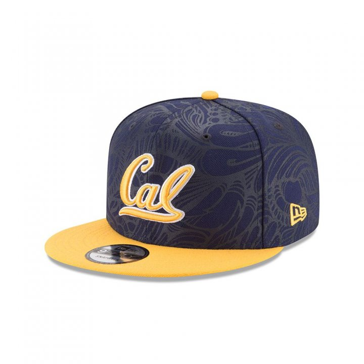 CAL Golden Bears NCAA Hispanic Heritage David Flores 950 Hat (Black)