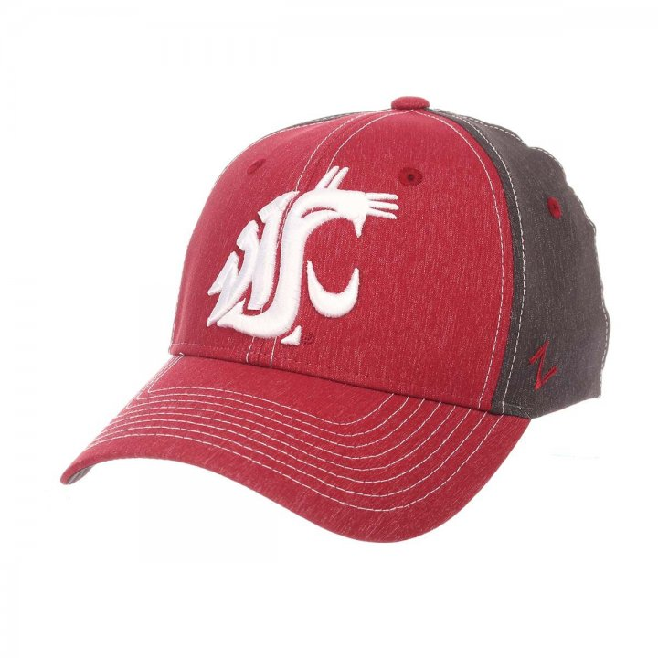 Washington State Cougars NCAA Dusk Stretch Fit (Maroon)