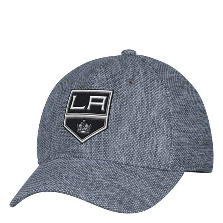 Los Angeles Kings NHL Pique Launch Stretch Flex (Gray)
