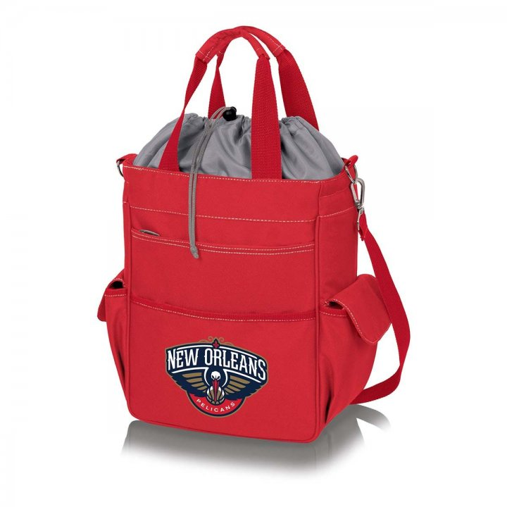 New Orleans Pelicans Activo Cooler Tote (Red)