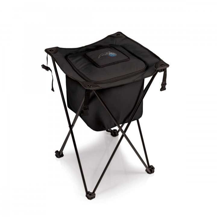 Orlando Magic Sidekick Portable Standing Cooler (Black)