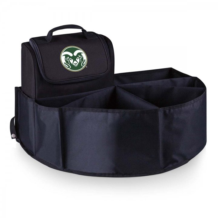 Colorado State Rams Trunk Boss Organizer with Cooler