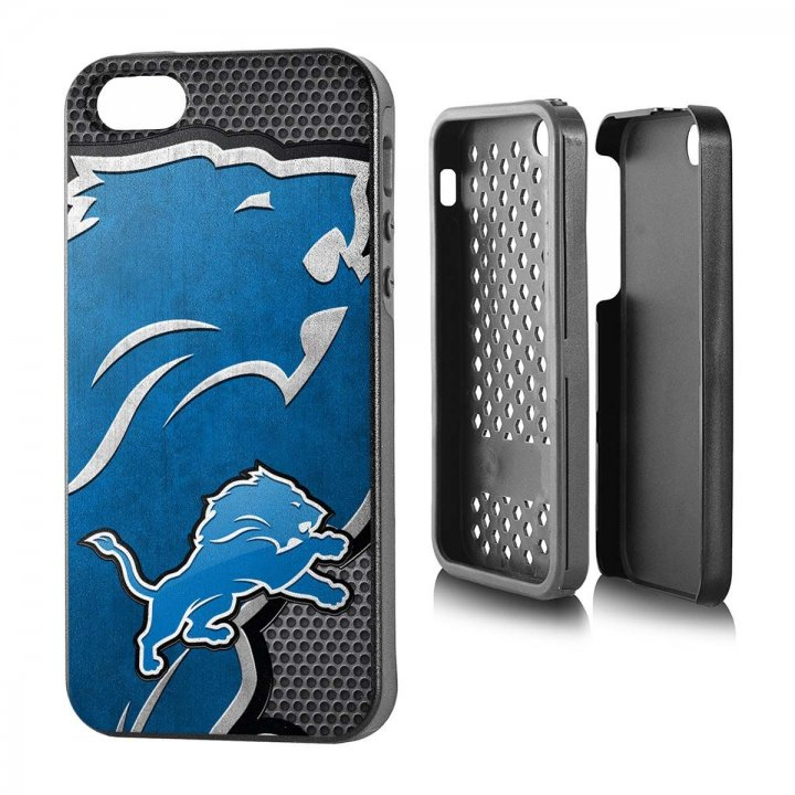 Detroit Lions iPhone 5 Rugged Series Case