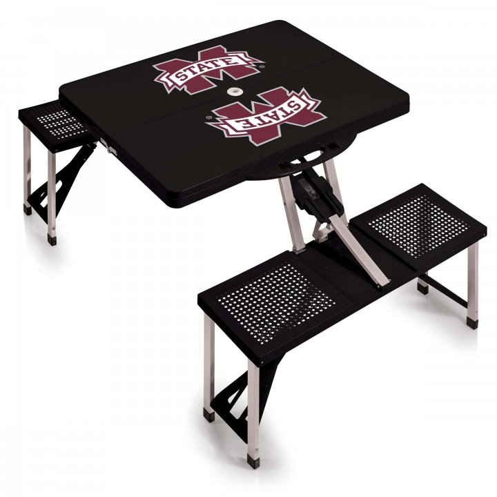 Mississippi State Bulldogs Portable Picnic Table
