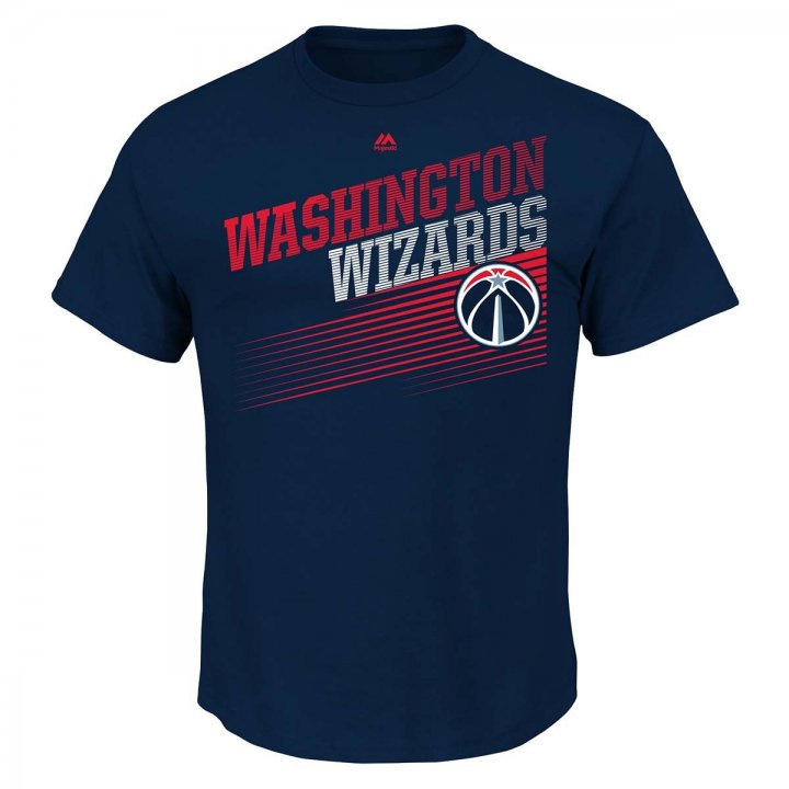 Washington Wizards Winning Tactic T-Shirt (Navy)