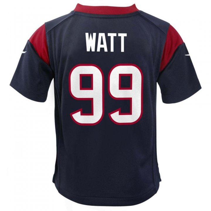 J.J. Watt Houston Texans Nike Youth Game Jersey (Navy)
