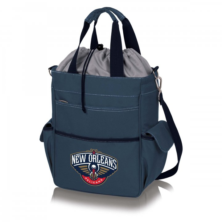 New Orleans Pelicans Activo Cooler Tote (Navy)