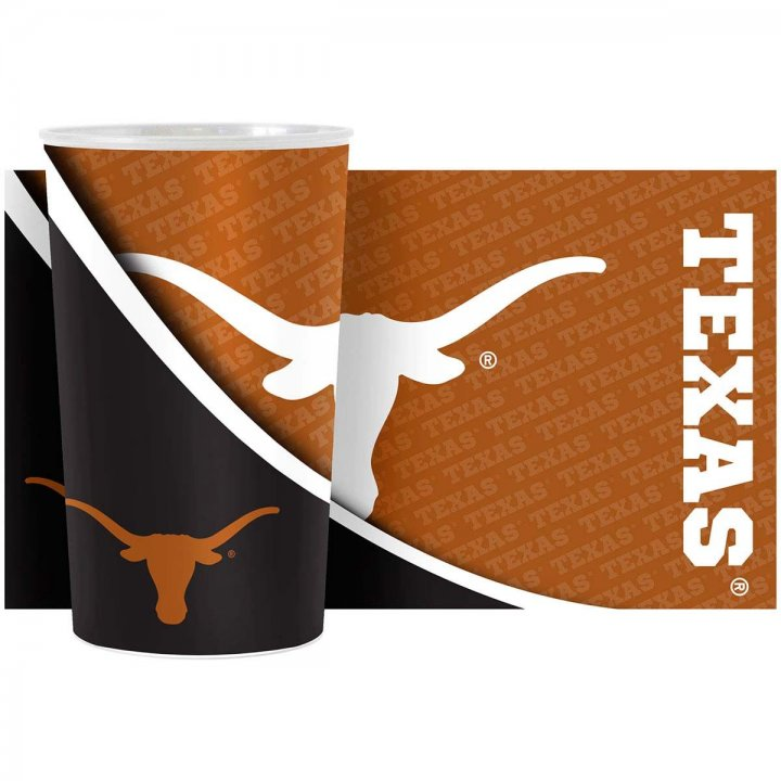 Texas Longhorns Hardwall Cup