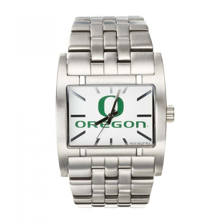 Oregon Ducks Apostle Watch (Silver)