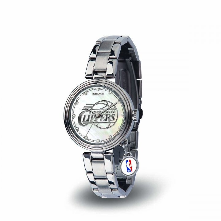 Los Angeles Clippers Charm Watch
