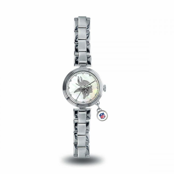 Minnesota Vikings Charm Watch