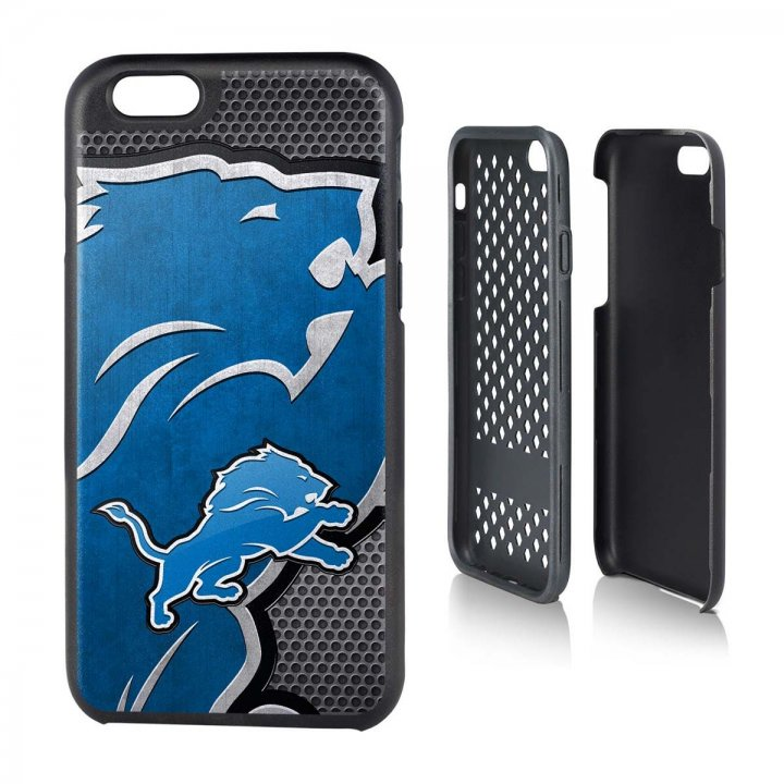 Detroit Lions iPhone 6 Rugged Series Case