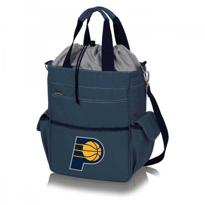 Indiana Pacers Activo Cooler Tote (Navy)