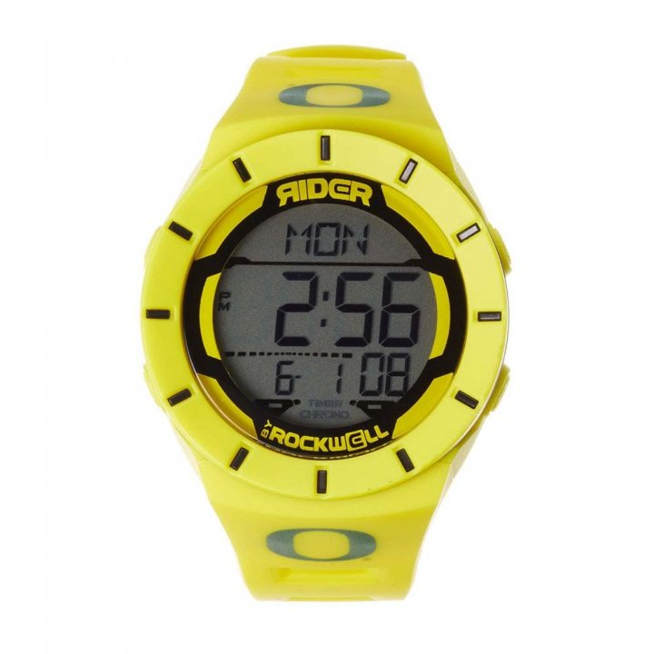Oregon Ducks Coliseum Watch (Yellow)