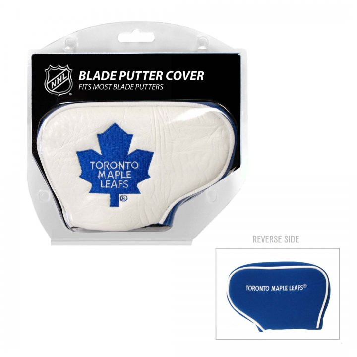 Toronto Maple Leafs Blade Putter Cover