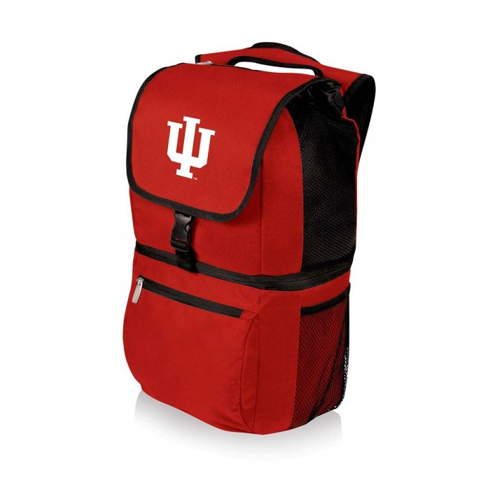 Indiana Hoosiers Zuma Cooler Backpack (Red)