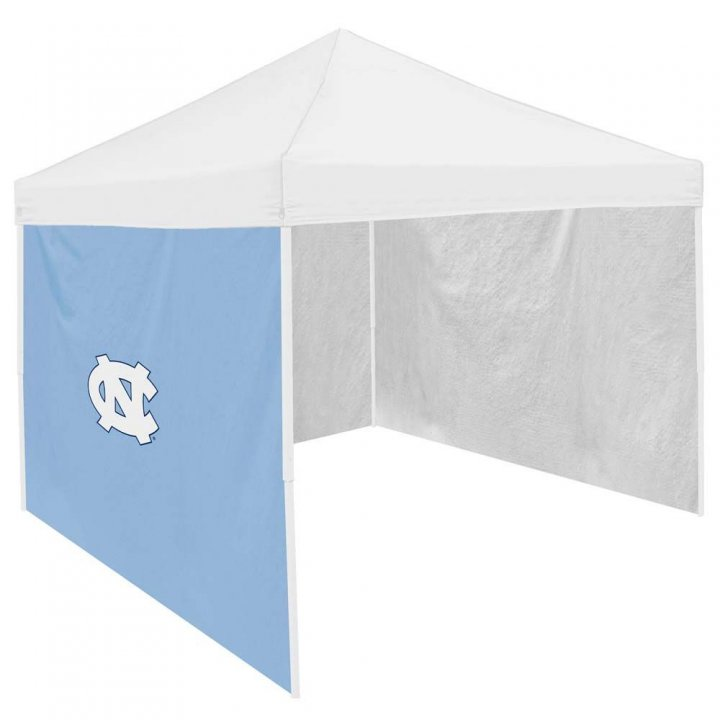 North Carolina Tar Heels 9X9 Side Panel
