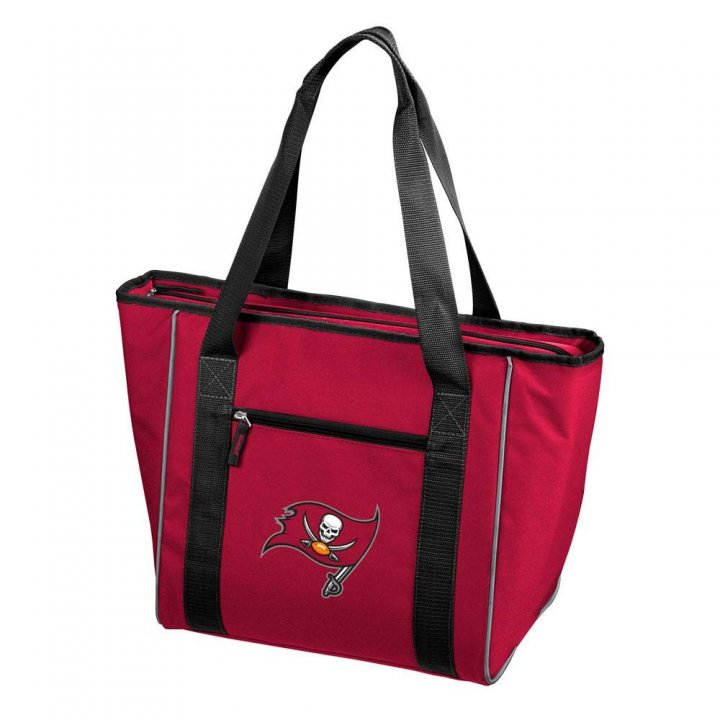 Tampa Bay Buccaneers 30 Can Cooler Tote