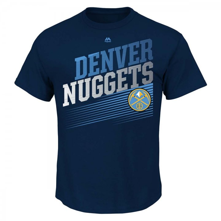 Denver Nuggets Winning Tactic T-Shirt (Navy)