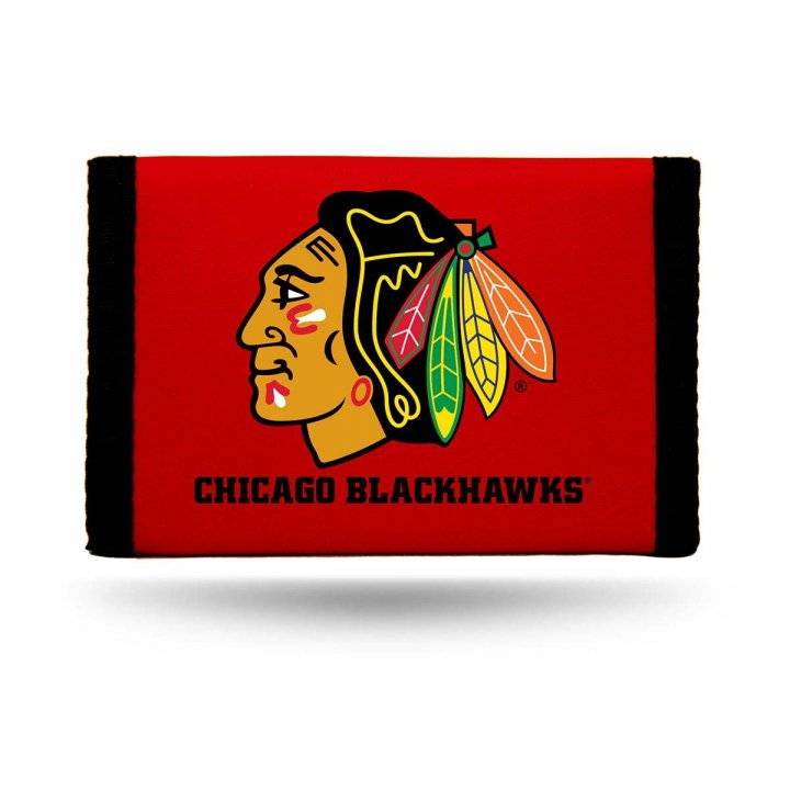 Chicago Blackhawks NHL Nylon Wallet