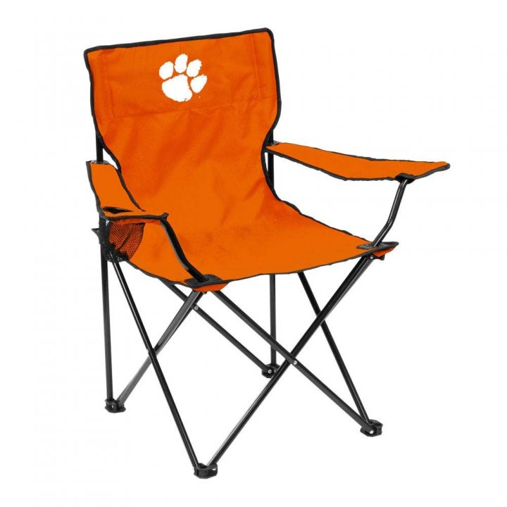 Clemson Tigers Quad Chair