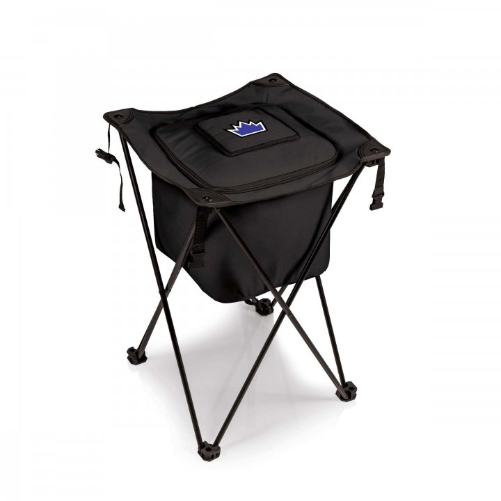 Sacramento Kings Sidekick Portable Standing Cooler (Black)
